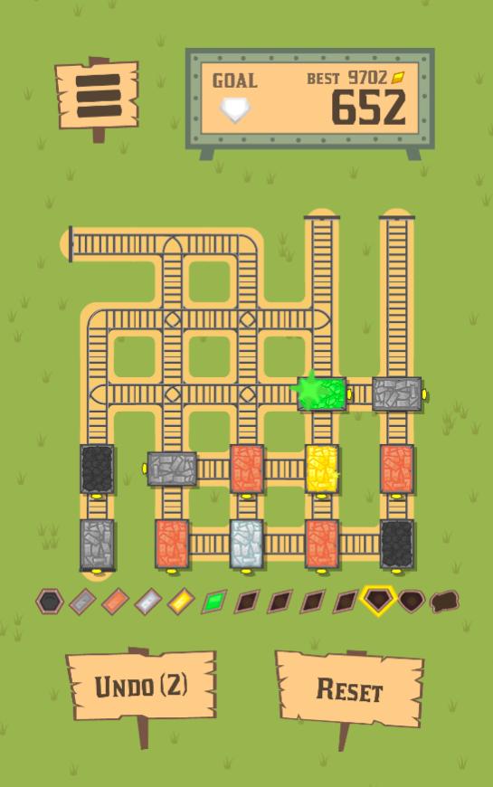Combo Carts - Gameplay