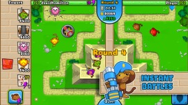 Bloons TD Battles - Gameplay