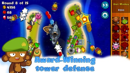Bloons Monkey City - Tower Defense