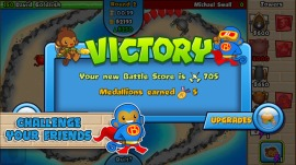 Bloons TD Battles - Victory