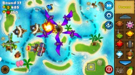 Bloons TD 5 - Gameplay