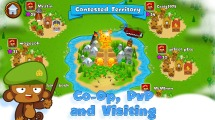 Bloons Monkey City - Contested Territory