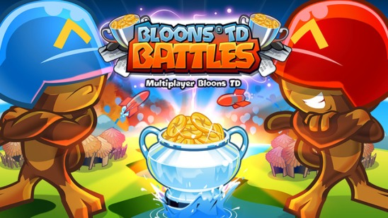 Bloons TD Battles - Title